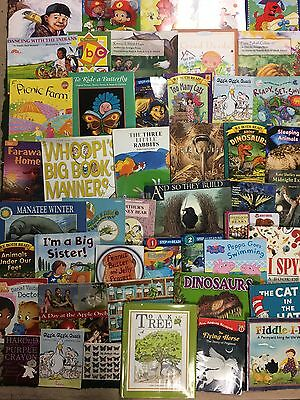 Lot Of Picture Books
