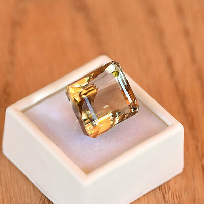 OzGems - 33.8ct Natural Untreated Multi-Colour Citrine Russia, Ural