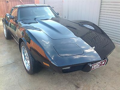 1977 Chevrolet Corvette t-top coupe