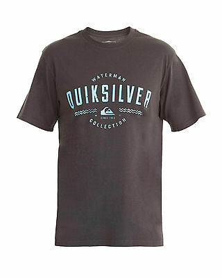 NEW QUIKSILVER™  Mens Bayside Short Sleeve T Shirt Tee Tops