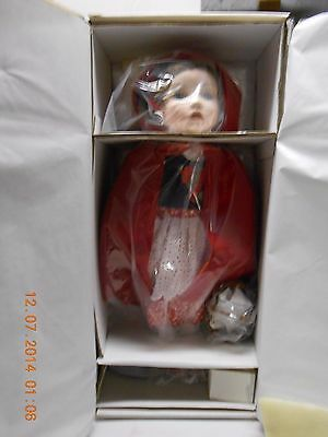 Marie Osmond Doll Little Red Riding Hood