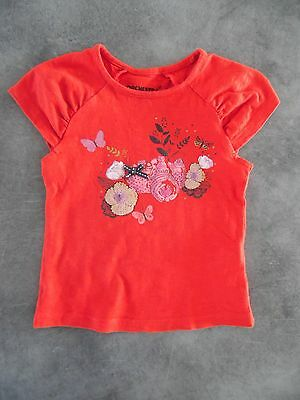 Tee-Shirt Rouge Taille 3 Ans