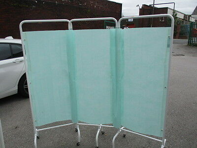 privacy screen Medical Screen 3 Panel