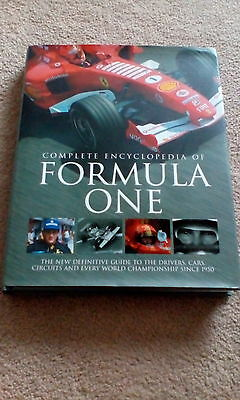 Complete Encyclopedia of FORMULA ONE