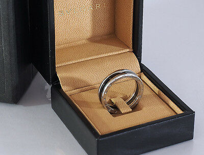 BVLGARI B-zero1  'Save the Children' ring Size 66 UK W Large mens SV925 ceramic