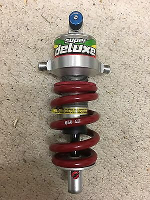 98 Rock Shox Super Deluxe Rear Shock For Gt Lts Sts Retro