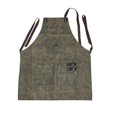 Tourbon Apron Trapping SupplyButcher TAXIDERMY BBQ Fur Handling Camping w/Pocket