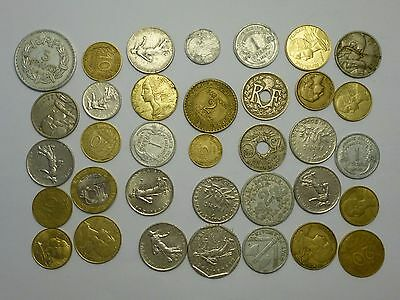 Coins France Coins Lot Of