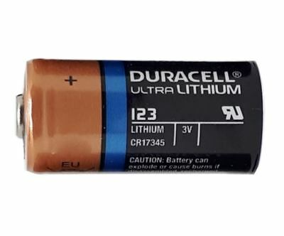 Duracell 3V CR123A CR17345 Lithium Battery CR123 DL123A EL123A for Arlo Camera