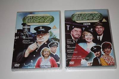 Oh Doctor Beeching! - Series 1-2 - Complete Dvd Paul Shane New & Factory Sealed