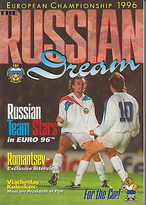 Russian edition EURO 96 England 1996