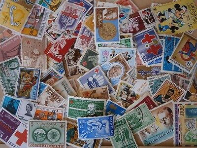 Medical Stamp Collection - excess of 90 stamps