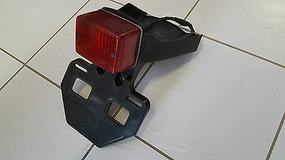 Yamaha Rd350Lc  Rd250Lc Number Plate Holder & Light