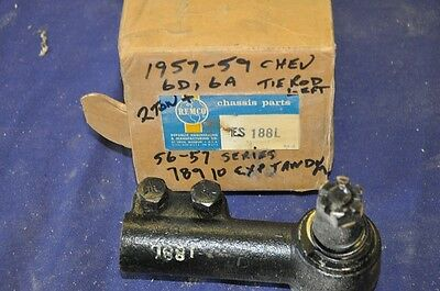 1957-59 Chev 2 Ton Truck 6D,6A Left Tie Rod End
