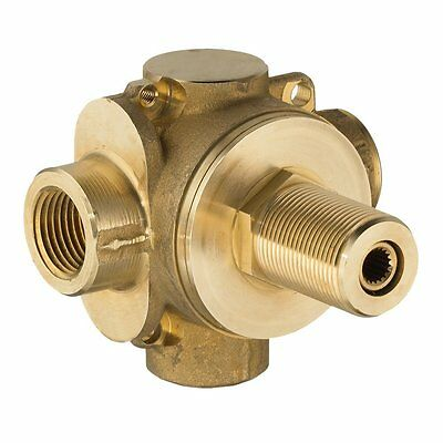 American Standard R420 Two Way In-Wall Rough Diverter Valve, Controls Water Flow