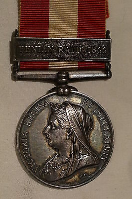 Canadian General Service Medal Fenian Raid 1866 Named Gamble Bowmansville R. Co.