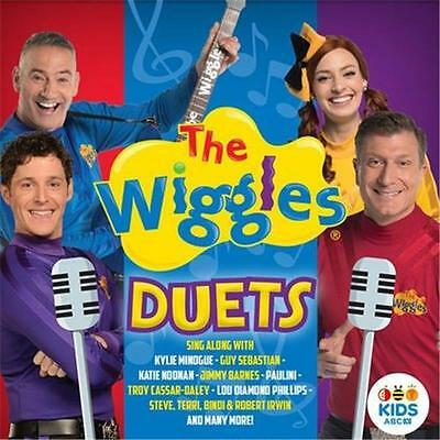 Wiggles Duets Cd New