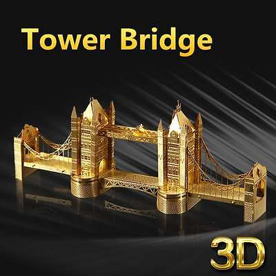 London Bridge Tower – Piececool 3d models - FREE SHIPPING - CANADIAN SELLER
