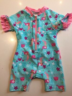 Baby Girls Baithers Swimsuit Size 0 (size 12 Months)