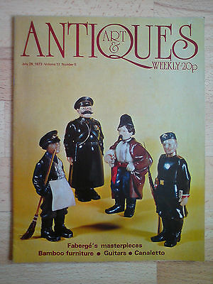 Art & Antiques Weekly - July 28 1973 - Faberge