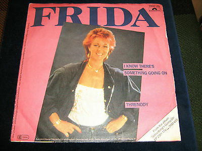 Frida - I Know There's Something Going On