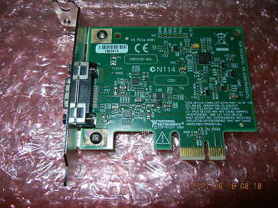 National Instruments PCIe-8361, 779504-01, Excellent Condition