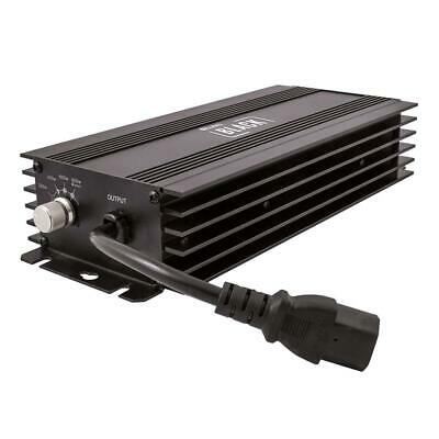 New 600W Digital Ballast Lumii Black Electronic Hydroponics
