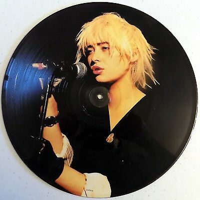 """Transvision Vamp - Wendy James - Revolution Baby -12"""" Picture Disc - UK - New"""