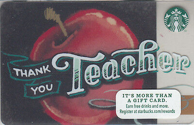 STARBUCKS USA 2013 - 6097 - Tank you Teacher