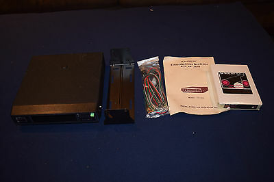 Vintage Superior 8 Track Player for Car. Model TC-520 .  Untested.  Looks Great!