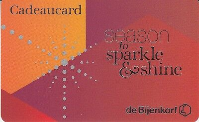 Gift Card Holland de Bijenkorf Season_2