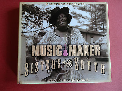 Sisters Of The South - Compilation (Cd Digipack) 2 Cd.
