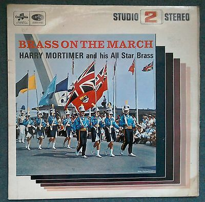 Harry Mortimer and his All Star Brass on the March, Studio 2 Stereo TWO 138 lp