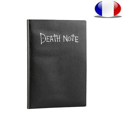 Death Note Book Cahier de la Mort Carnet de Light Yagami Agenda pour Cosplay
