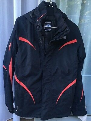 Women North Face Jacket - Size M - Black