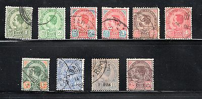2928 Thailand 1899 Third Issue Used