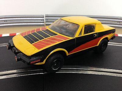 Scalextric Car Triumph TR7 Rally C114 New Rear Tyres