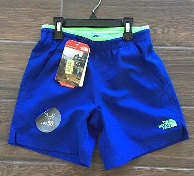 The North Face Boys' Class V Water Short Nwt Upf 50 Sz Xs (6) $30 3 Colors 50 Up