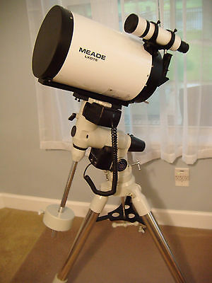 Meade LXD75 8-Inch SCT. Mount and Tripod