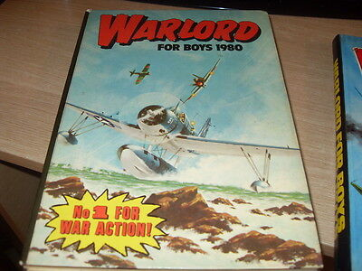 Warlord Annual For Boys 1980