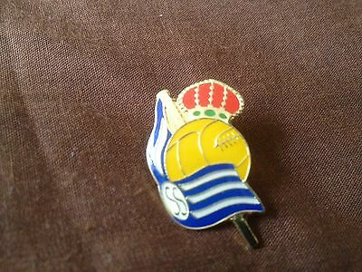 Real Sociedad  (Spain – La Liga) – Football Badge