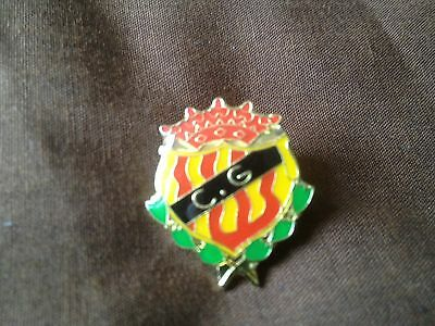 Club Gimnastic De Tarragona (Nastic) (Spain – La Liga) – Football Badge