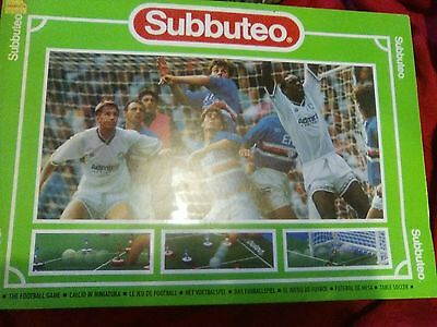 Subbuteo Football Table Soccer Game 60140 Boxed Set