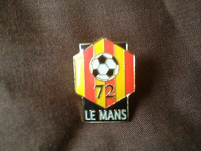 Le Mans Fc 72 (Le Muc) France / Ligue – Football Badge