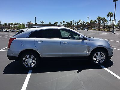 2013 Cadillac SRX Luxury Collection 2013 Cadillac SRX Luxury Collection, Certified Pre-Owned! Immaculate and Clean!