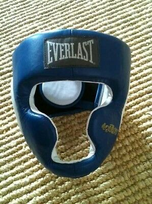 Everlast Muay Thai Headgear