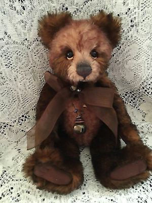 Charlie Bears GADGET 2015 Isabelle Mohair Collection FREE US SHIP