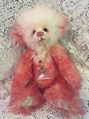 Charlie Bears FAIRYWISHES 2016 Isabelle Mohair Collection FREE US SHIP