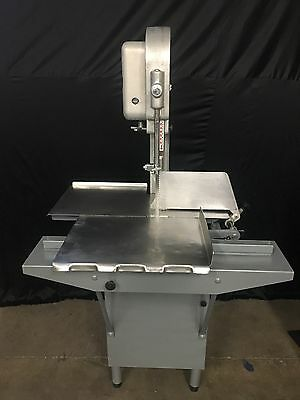 hobart 5212 meat band saw - completely reconditioned, works great!