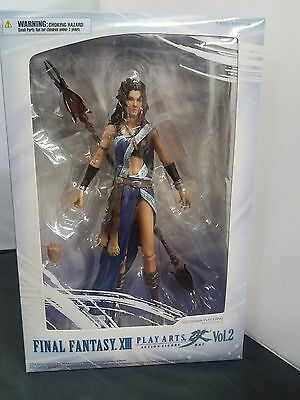 Square Enix Final Fantasy XIII: Play Arts Kai: Oerba Yun Fang 2009 NISB